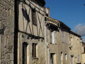 Rue principale de Lascabanes