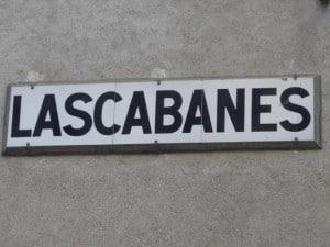 """Lascabanes veut dire """"petites maisons"""""""
